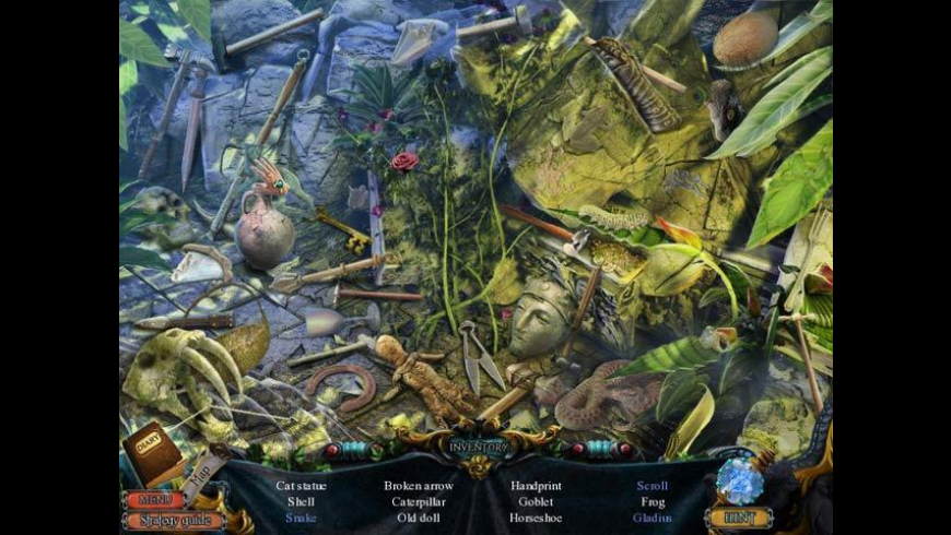 Amaranthine Voyage: The Tree Of Life CE for Mac - review, screenshots