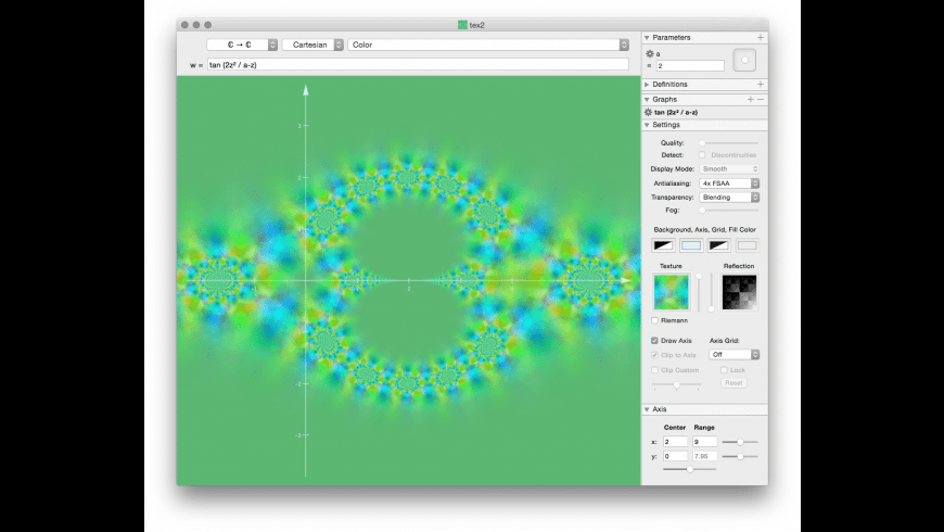 CPlot for Mac - review, screenshots