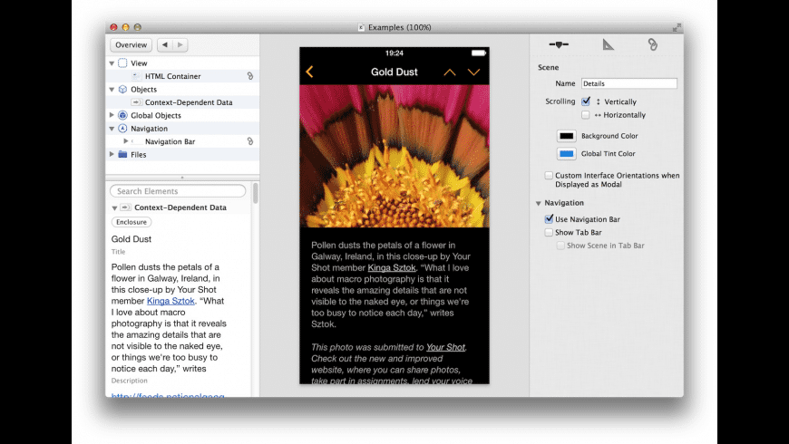 Composé for Mac - review, screenshots