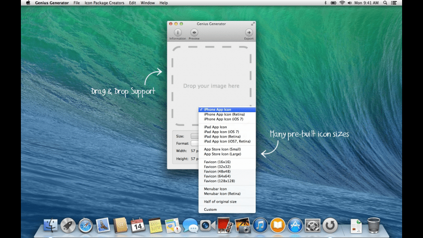 Genius Generator for Mac - review, screenshots