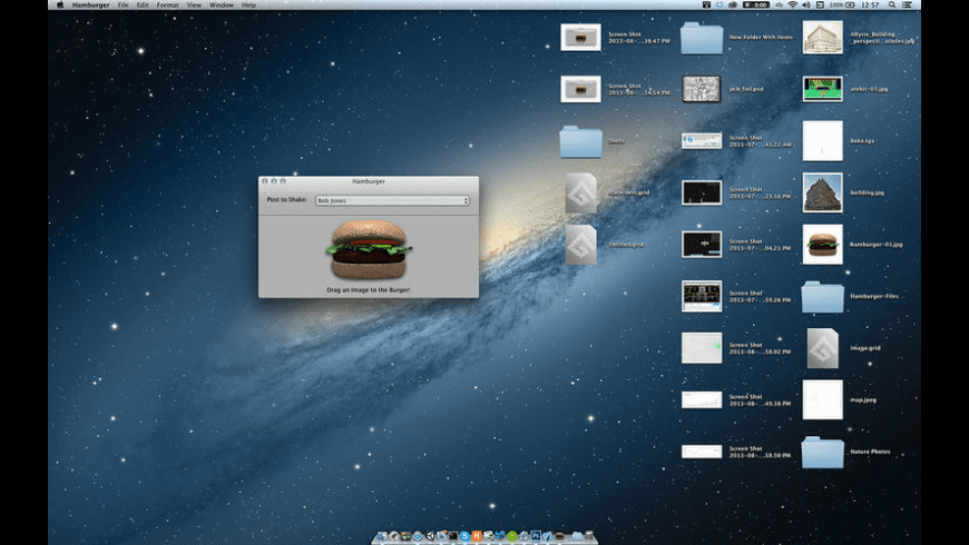 Hamburger for Mac - review, screenshots