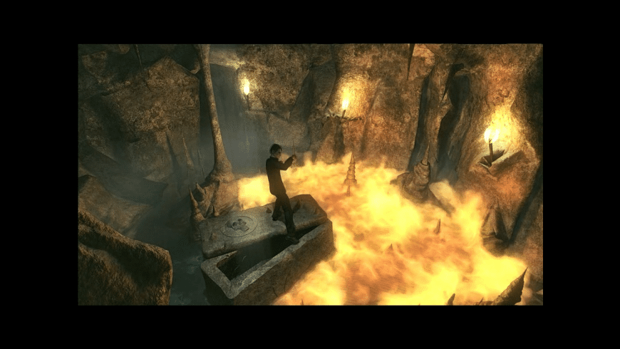 Dracula 3: The Path of the Dragon for Mac - review, screenshots