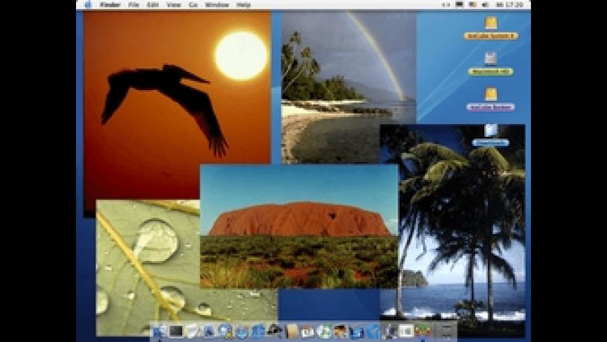 DesktopCollage for Mac - review, screenshots