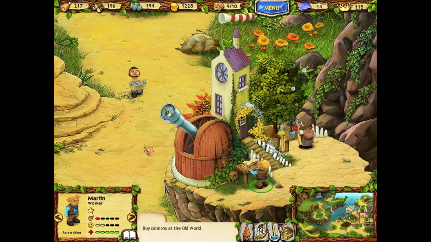 The Promised Land for Mac - review, screenshots