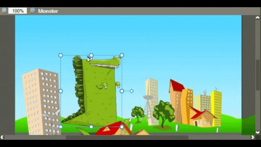 Hippo Animator for Mac - review, screenshots