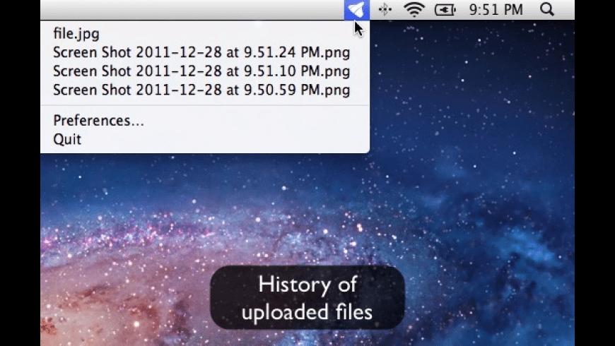 FileShuttle for Mac - review, screenshots
