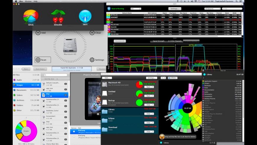 iBox for Mac - review, screenshots