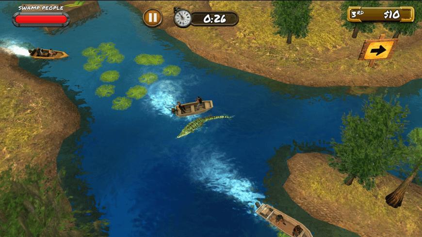 Swamp People for Mac - review, screenshots