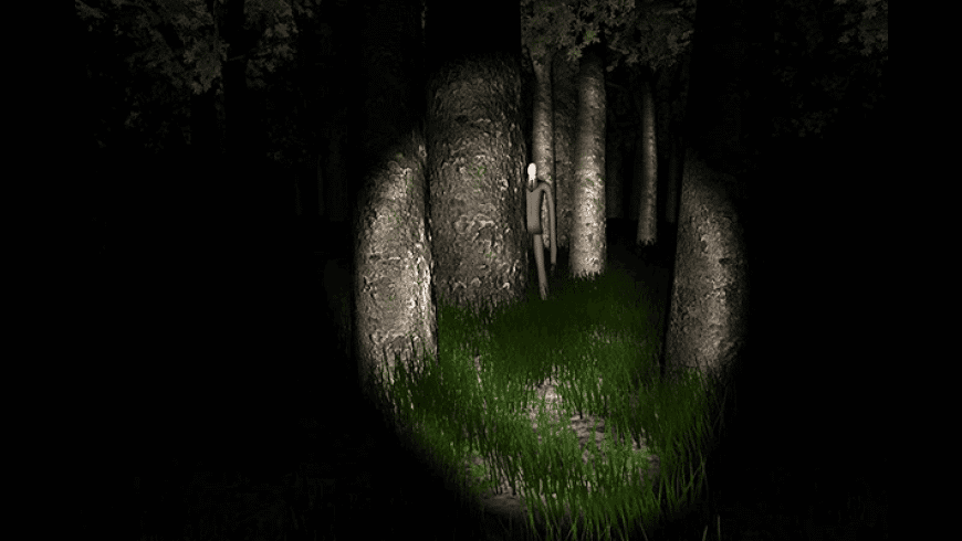 Slender - The Eight Pages for Mac - review, screenshots