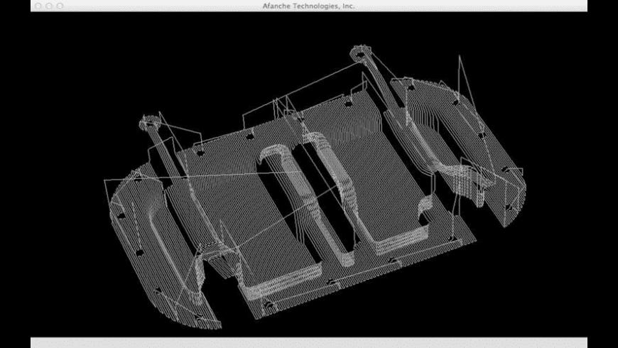 G-Code Viewer 3D for Mac - review, screenshots