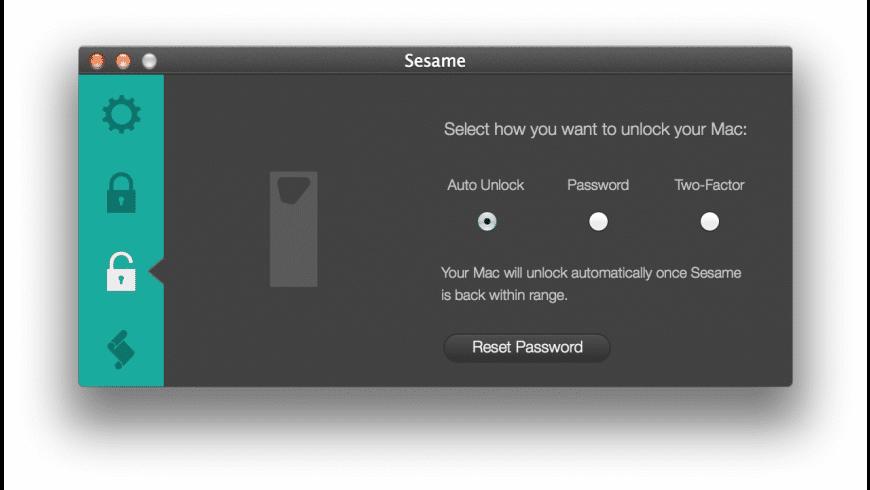 Sesame for Mac - review, screenshots