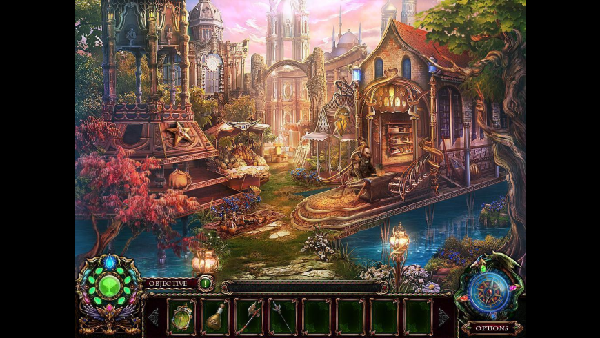 Enchantia: Wrath Of The Phoenix Queen CE for Mac - review, screenshots