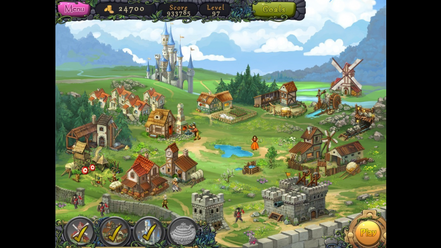 Heroes from the Past: Joan of Arc for Mac - review, screenshots