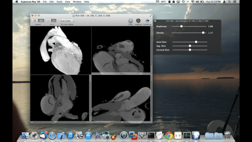 Espresso Ray 3D for Mac - review, screenshots