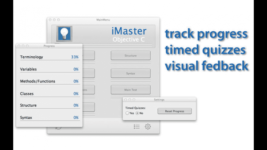 iMaster Objective C for Mac - review, screenshots