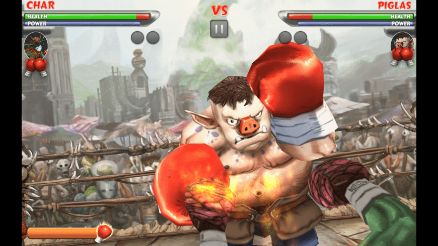 Beast Boxing Turbo for Mac - review, screenshots
