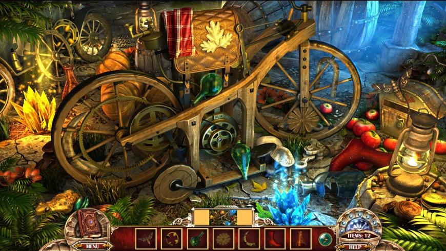 Vampire Secrets - Eternal Love for Mac - review, screenshots
