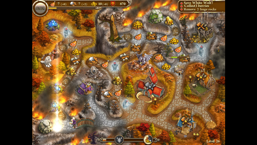 Northern Tale for Mac - review, screenshots