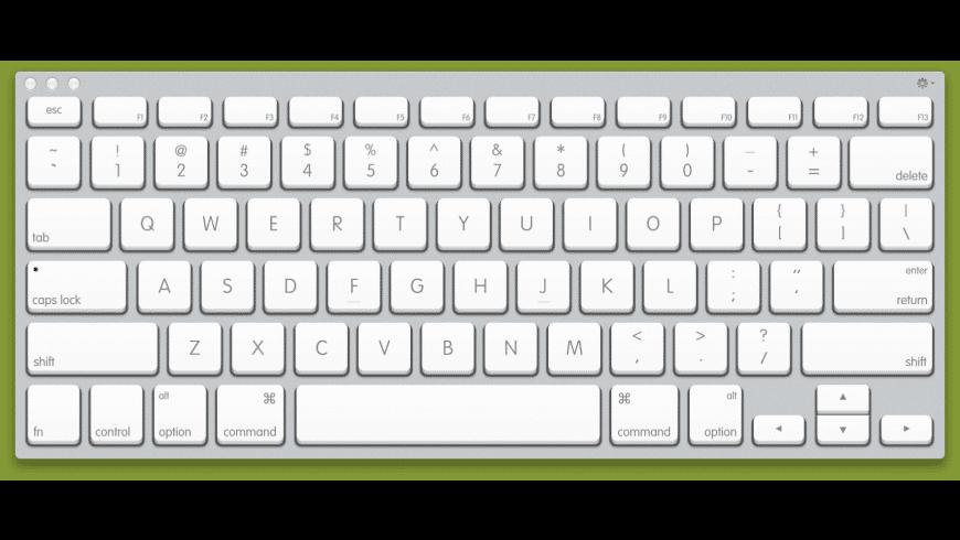 KeyUp for Mac - review, screenshots