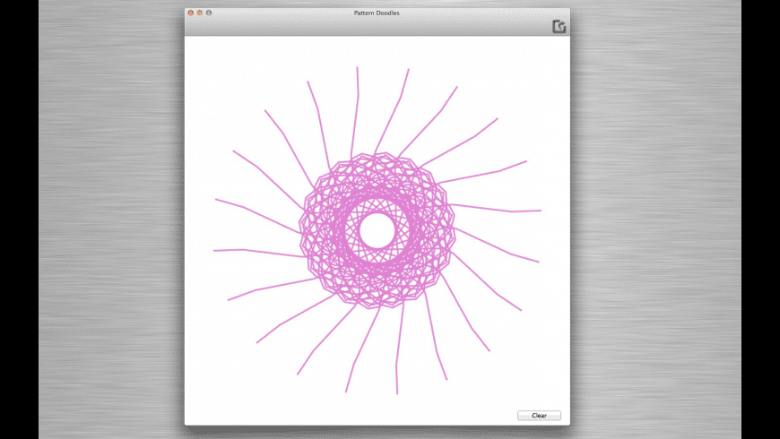 Pattern Doodles for Mac - review, screenshots