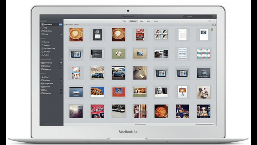 iDocument Plus for Mac - review, screenshots