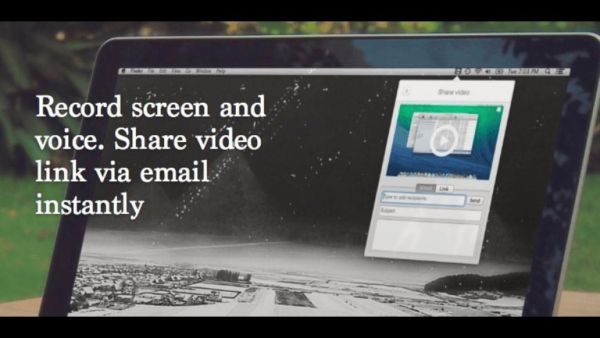 Screenmailer for Mac - review, screenshots