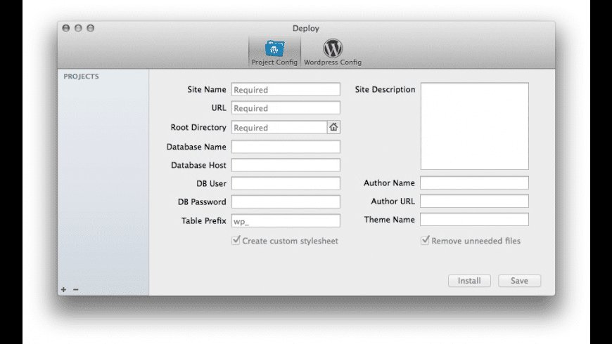 Deploy for Mac - review, screenshots