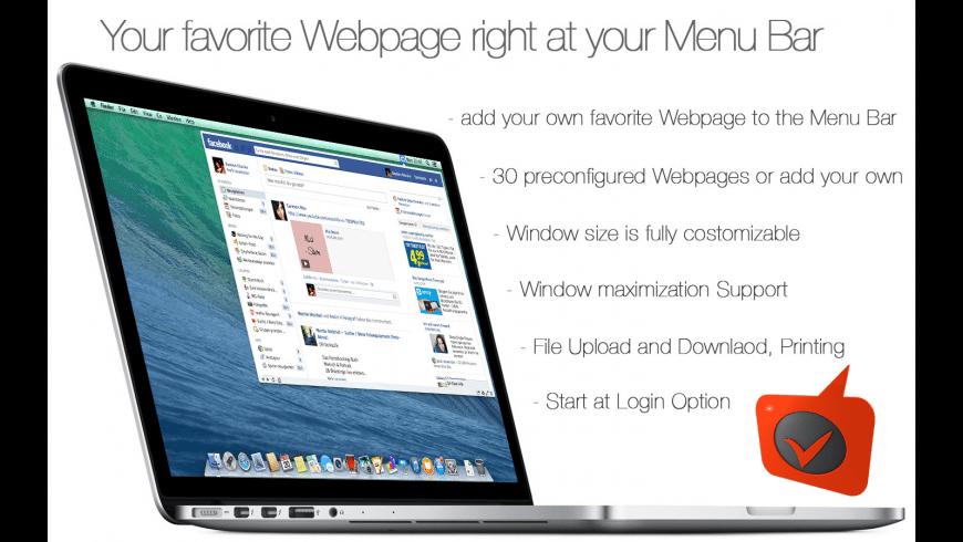 Tab Browser for Mac - review, screenshots