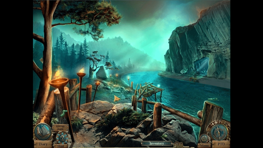 Time Mysteries: The Final Enigma CE for Mac - review, screenshots