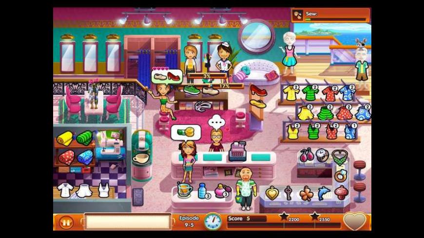 Delicious - Emily's Honeymoon Cruise PE for Mac - review, screenshots