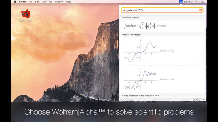 Science Tab for Mac - review, screenshots
