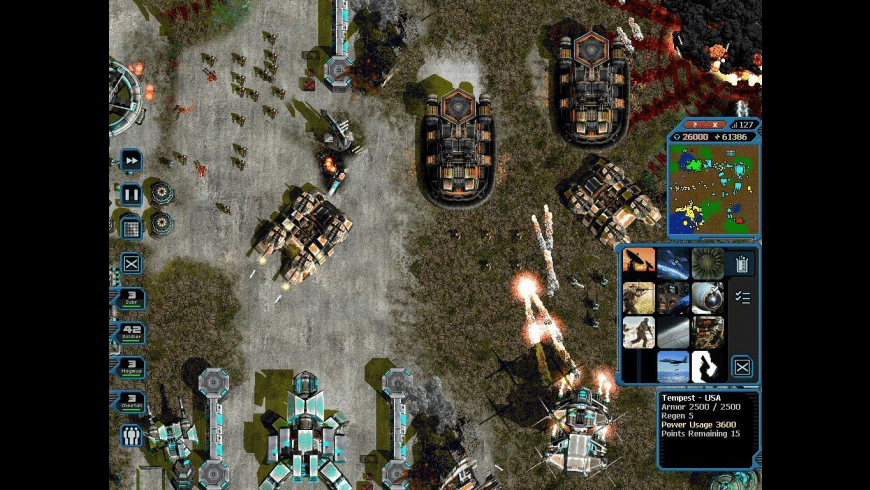 Machines at War 3 for Mac - review, screenshots