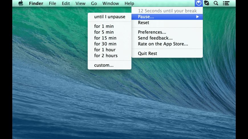 Rest for Mac - review, screenshots