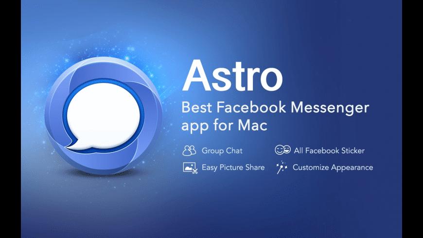 Astro for Mac - review, screenshots