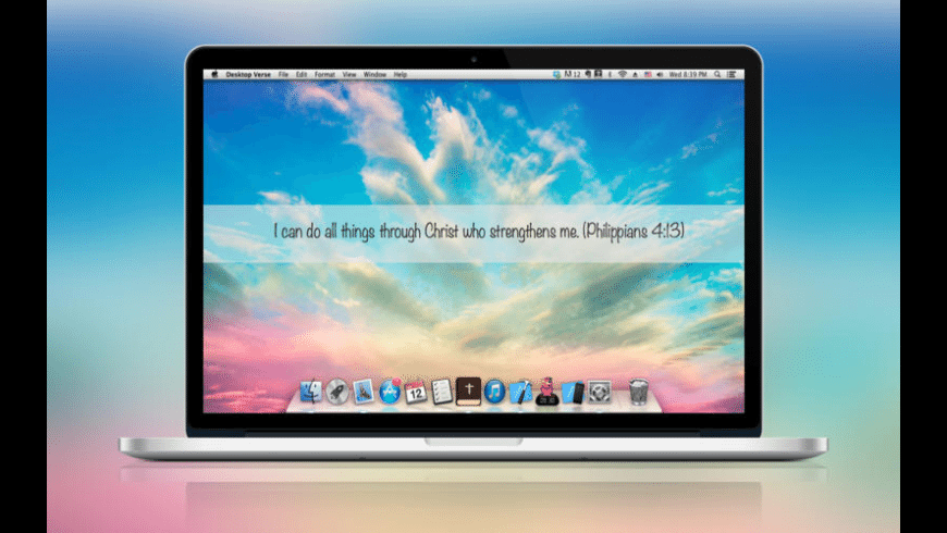 Desktop Verse for Mac - review, screenshots