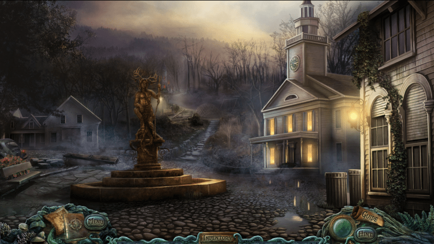 Small Town Terrors: Pilgrim's Hook CE for Mac - review, screenshots