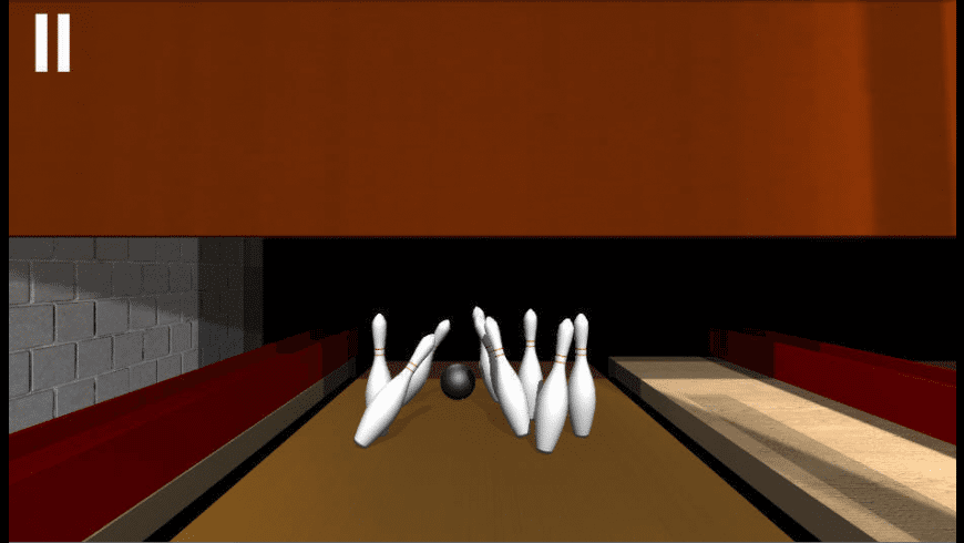 Ninepin Bowling Simulation for Mac - review, screenshots