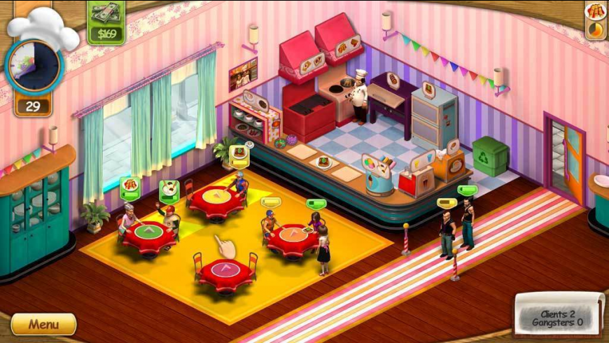 Diner Mania for Mac - review, screenshots