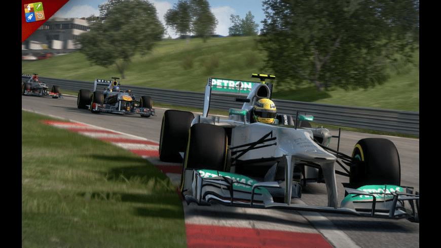 F1 2013: Classic Edition for Mac - review, screenshots