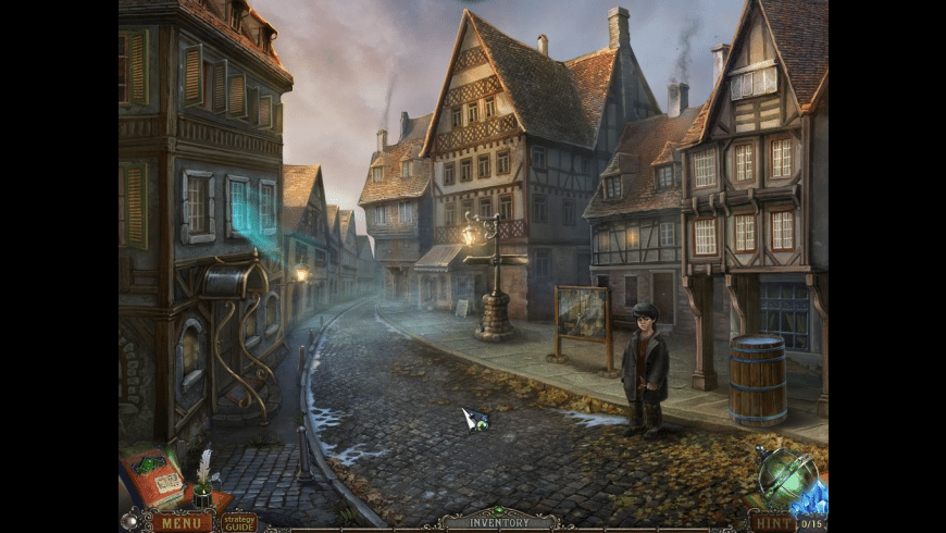 Whispered Secrets: The Story of Tidevill for Mac - review, screenshots
