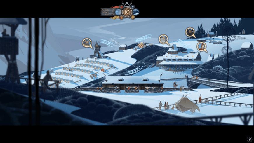 The Banner Saga for Mac - review, screenshots