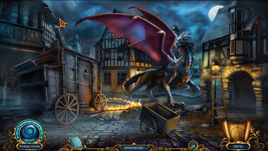 Chimeras: Tune of Revenge for Mac - review, screenshots