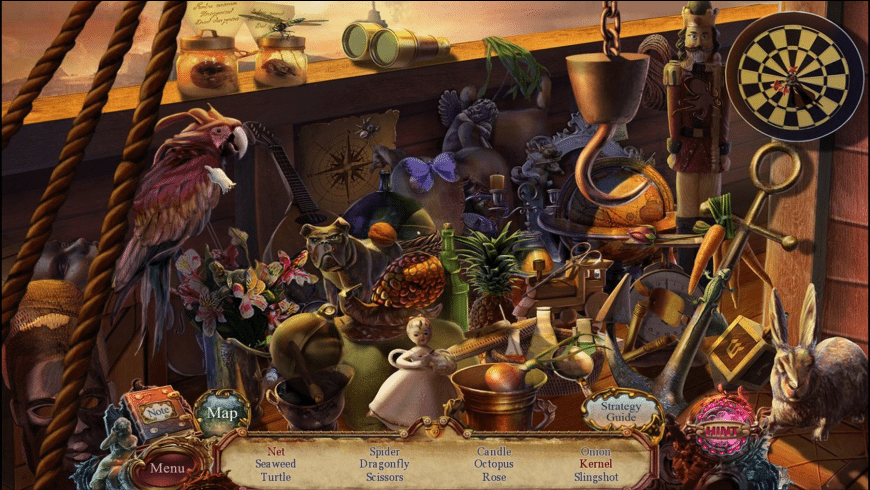 European Mystery: Scent of Desire for Mac - review, screenshots