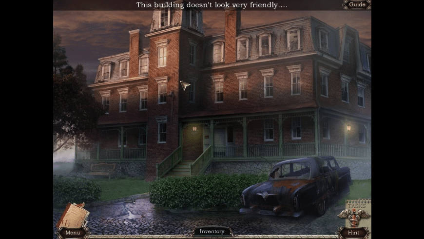 Abandoned Chestnut Lodge Asylum for Mac - review, screenshots