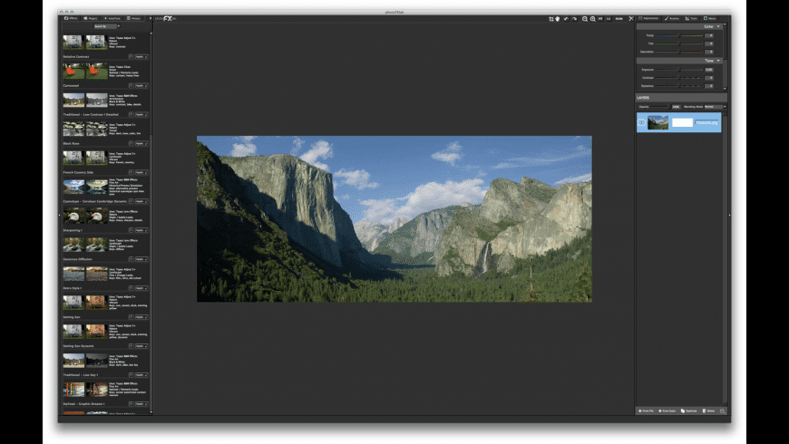 Topaz photoFXlab for Mac - review, screenshots