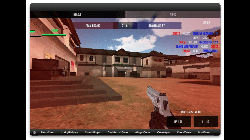Combat 3 for Mac - review, screenshots