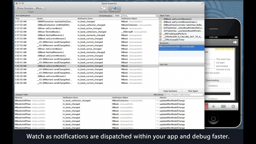 Spark Inspector for Mac - review, screenshots