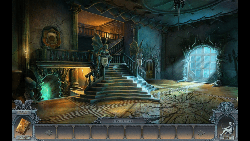 Secrets of the Dark: Mystery of the Ancestral Estate for Mac - review, screenshots
