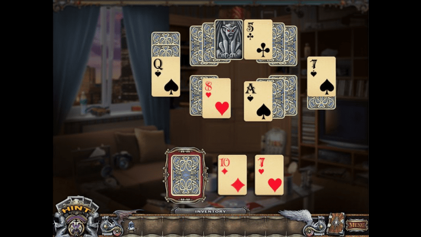 Solitaire Mystery: Stolen Power for Mac - review, screenshots
