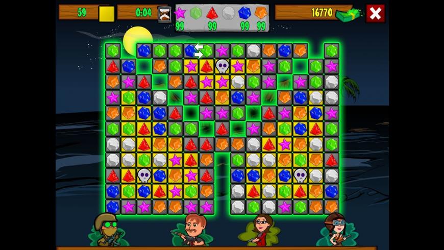 Zombie Jewel for Mac - review, screenshots
